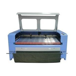 1800x1000mm 皮革布料激光切割机 服装激光裁床 服装自动裁床