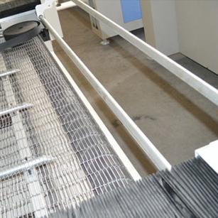1600x3000mm沙发坐垫婚纱礼服定制自动送料激光切割机