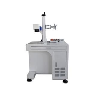 20W柜台式轴承贵金属 电子元器光纤激光打标机